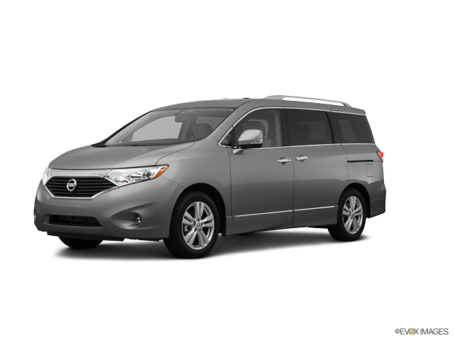 2012 Nissan Quest Vehicle Photo in San Angelo, TX 76903