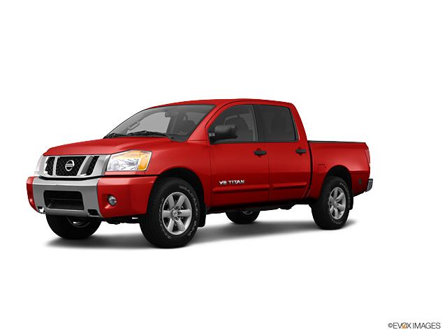 2012 Nissan Titan Vehicle Photo in Baton Rouge, LA 70806