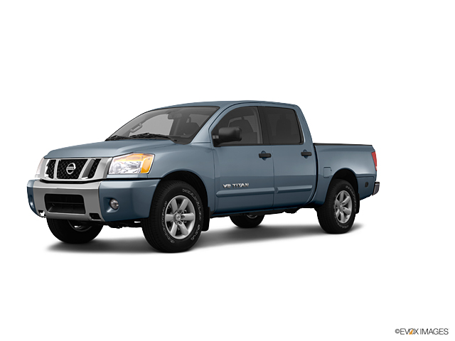 2012 Nissan Titan Vehicle Photo In Bozeman, MT 59718