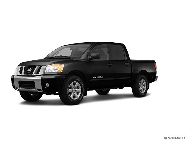 2012 Nissan Titan Vehicle Photo in Clarksville, TN 37040