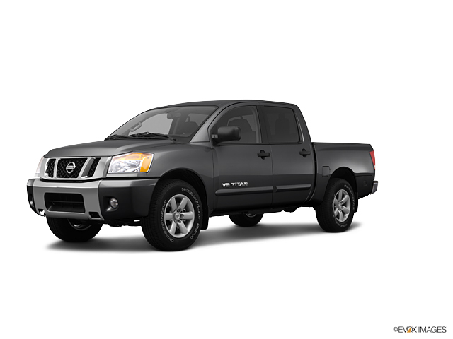 2012 Nissan Titan Vehicle Photo in Westland, MI 48185