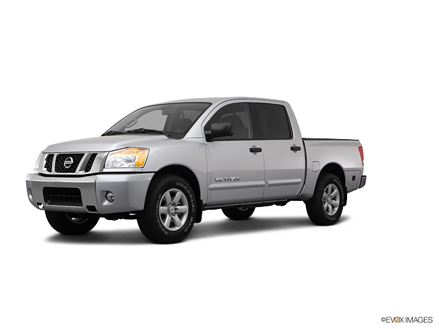 2012 Nissan Titan Vehicle Photo in Moon Township, PA 15108