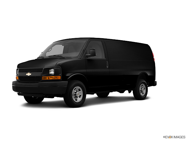 2012 Chevrolet Express Cargo Van Vehicle Photo in Doylestown, PA 18902