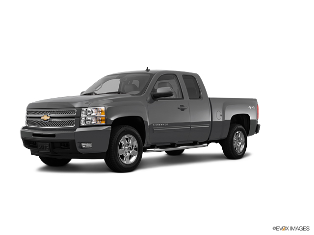 2012 Chevrolet Silverado 1500 Vehicle Photo in Vincennes, IN 47591