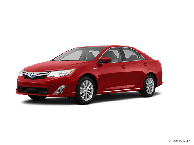 2012 Toyota Camry Hybrid Vehicle Photo in Owensboro, KY 42303