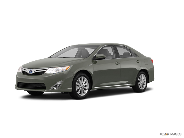 2012 Toyota Camry Hybrid Vehicle Photo in Richmond, VA 23231
