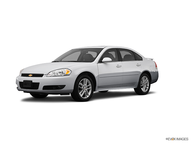 2012 Chevrolet Impala Vehicle Photo in Vincennes, IN 47591