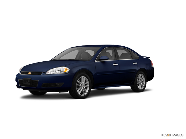 2012 Chevrolet Impala Vehicle Photo in Warrensville Heights, OH 44128