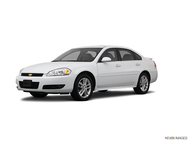 2012 Chevrolet Impala Vehicle Photo in Tallahassee, FL 32304