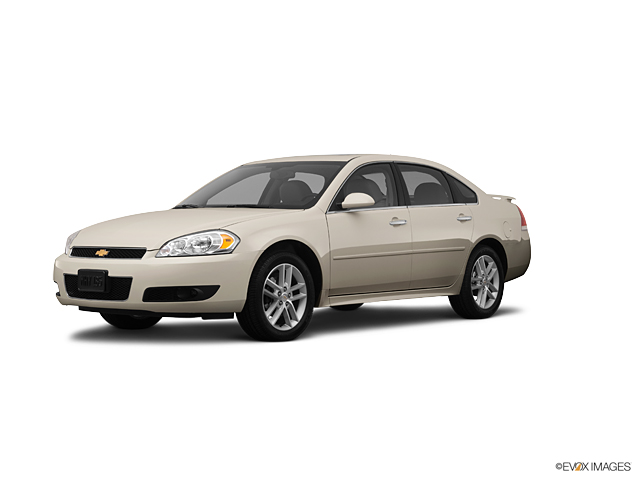 2012 Chevrolet Impala Vehicle Photo in Madison, WI 53713