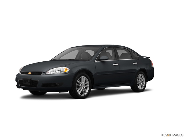 2012 Chevrolet Impala Vehicle Photo in Danville, KY 40422