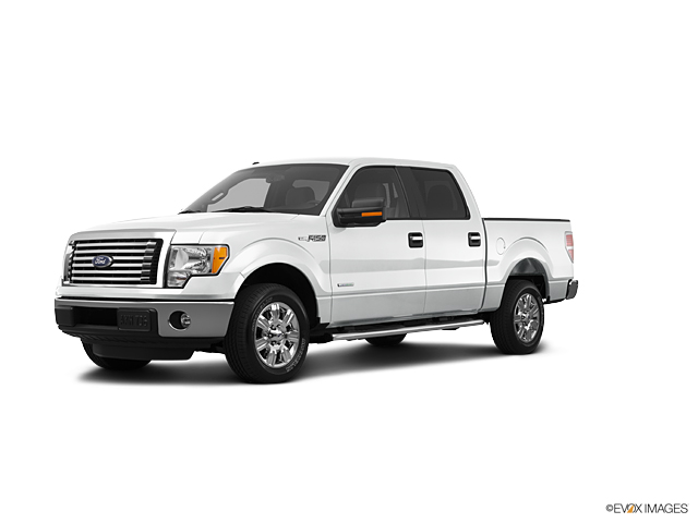 2012 Ford F-150 Vehicle Photo in Colorado Springs, CO 80920