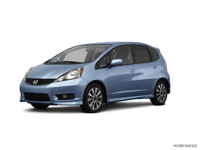 2012 Honda Fit Vehicle Photo in Portland, OR 97225
