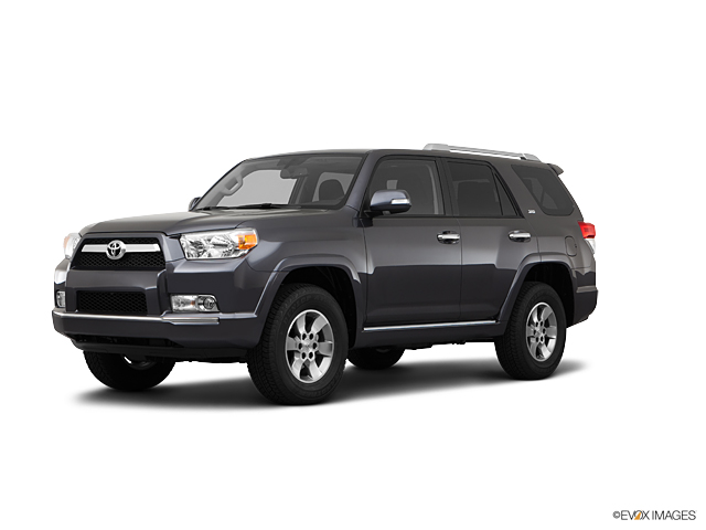 2012 Toyota 4Runner Vehicle Photo in Anchorage, AK 99515