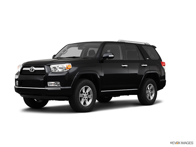 2012 Toyota 4Runner Vehicle Photo in Kernersville, NC 27284