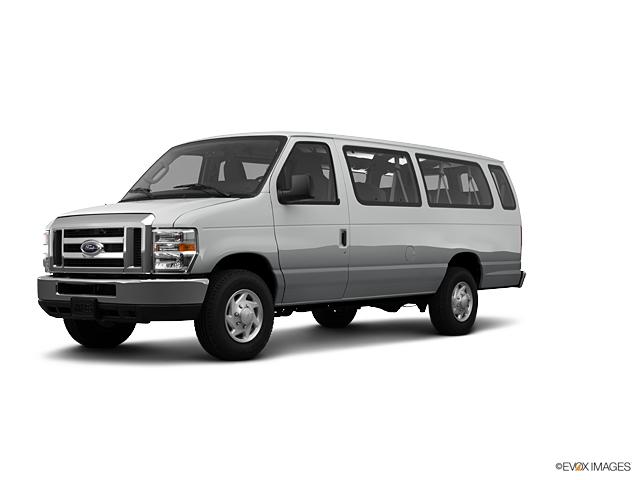 2012 Ford Econoline Wagon Vehicle Photo in Greensboro, NC 27407