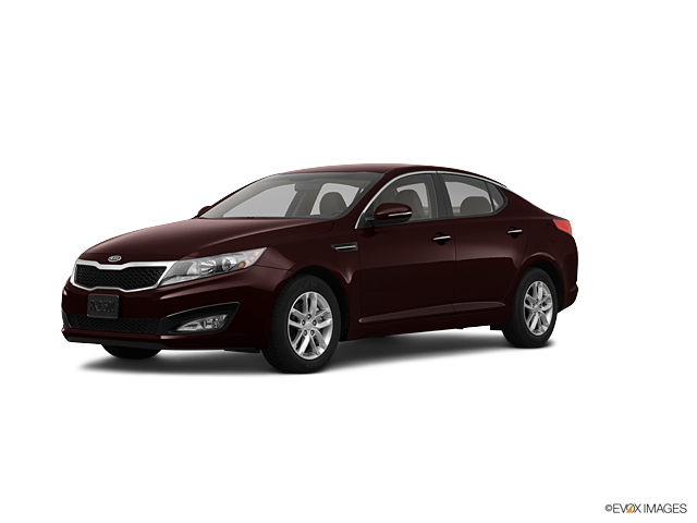 2012 Kia Optima Vehicle Photo in Elyria, OH 44035