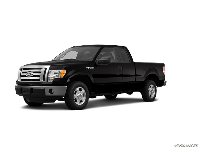 2012 Ford F-150 Vehicle Photo in Charlotte, NC 28227