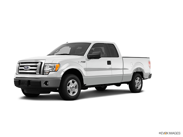 2012 Ford F-150 Vehicle Photo in Tuscumbia, AL 35674
