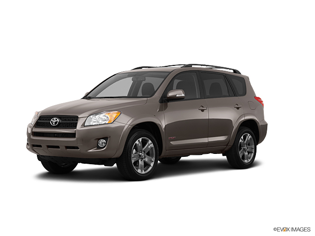 2012 Toyota RAV4 Vehicle Photo in Spokane, WA 99207