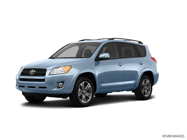 2012 Toyota RAV4 Vehicle Photo in Midlothian, VA 23112