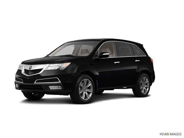 2012 Acura MDX Vehicle Photo in Manassas, VA 20109