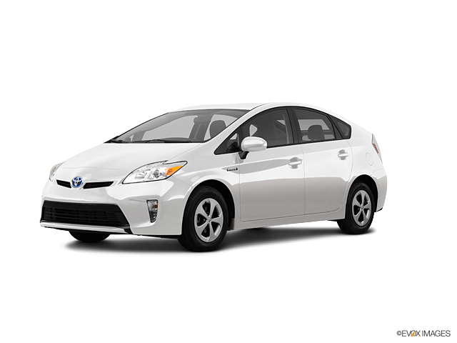2012 Toyota Prius Vehicle Photo in La Mesa, CA 91942