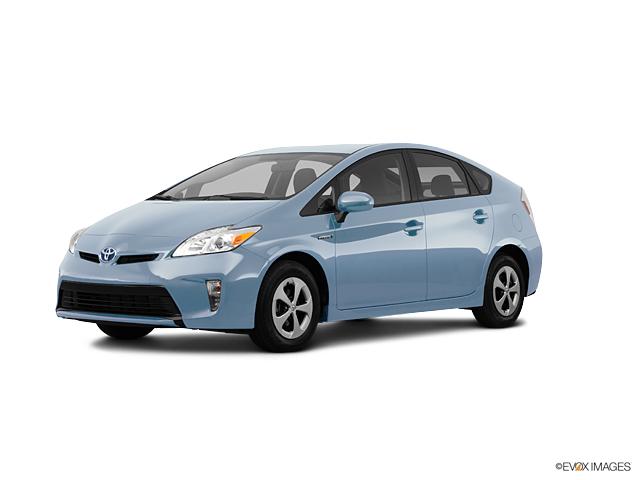 2012 Toyota Prius Vehicle Photo in Wilmington, NC 28405