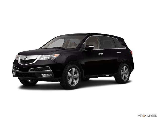 2012 Acura MDX Vehicle Photo in Portland, OR 97225