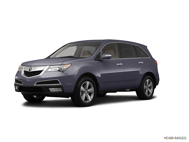 2012 Acura MDX Vehicle Photo in Willow Grove, PA 19090