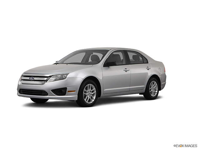 2012 Ford Fusion Vehicle Photo in Allentown, PA 18951