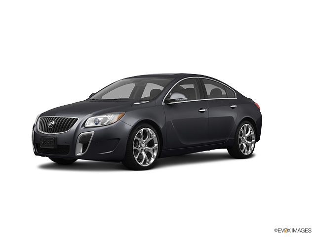 2012 Buick Regal Vehicle Photo in Highland, IN 46322