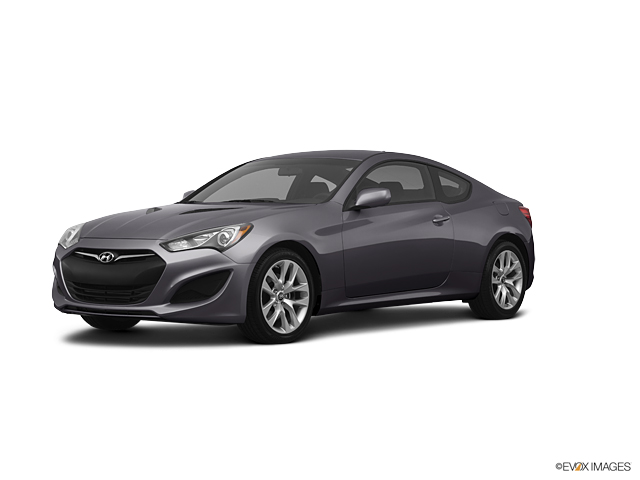 2013 Hyundai Genesis Coupe Vehicle Photo in Greensboro, NC 27407