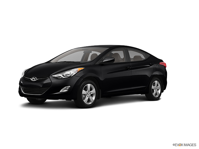2013 Hyundai Elantra Vehicle Photo in Plattsburgh, NY 12901