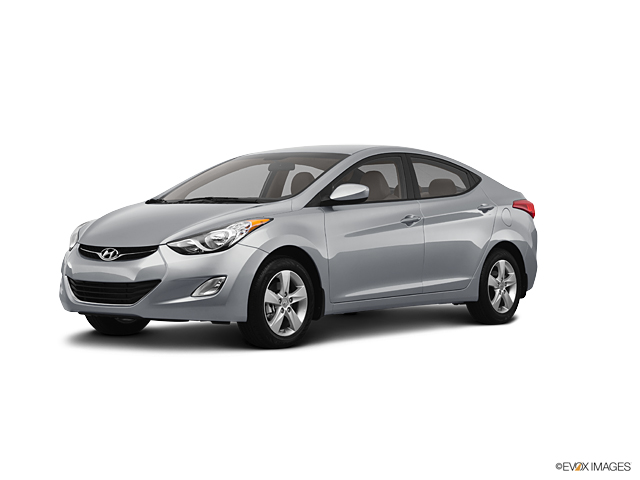 2013 Hyundai Elantra Vehicle Photo in Fort Worth, TX 76180