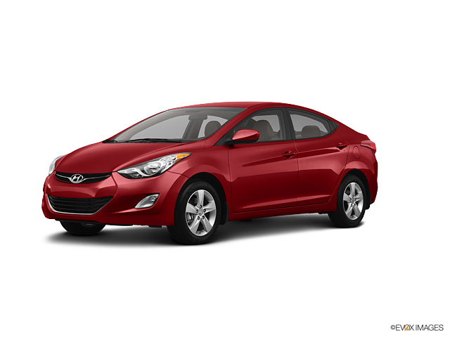 2013 Hyundai Elantra Vehicle Photo in Colorado Springs, CO 80905
