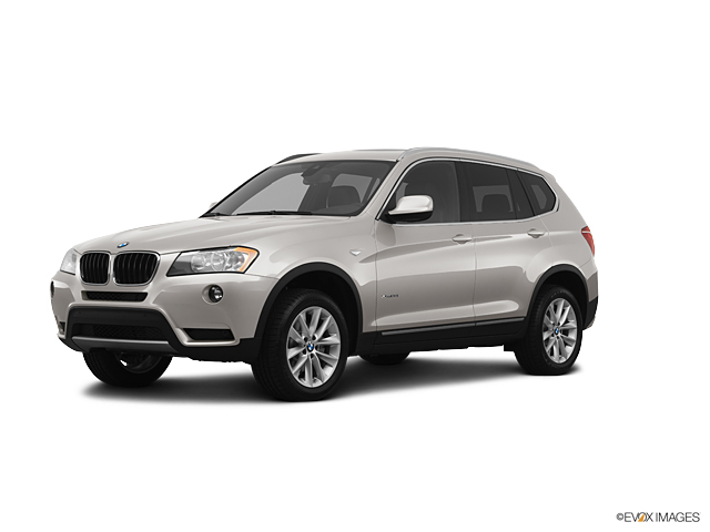 2013 BMW X3 xDrive28i Vehicle Photo in Honolulu, HI 96819