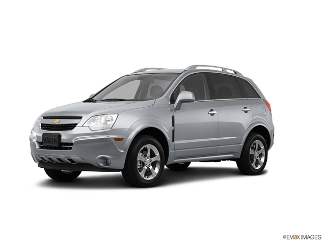 2012 Chevrolet Captiva Sport Fleet Vehicle Photo in Monroe, NC 28110