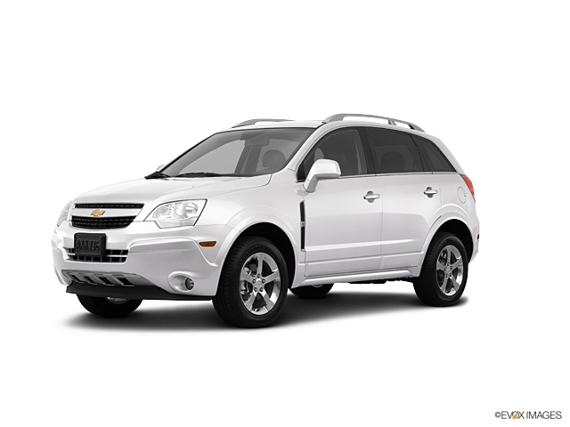 2012 Chevrolet Captiva Sport Fleet Vehicle Photo in Lincoln, NE 68521
