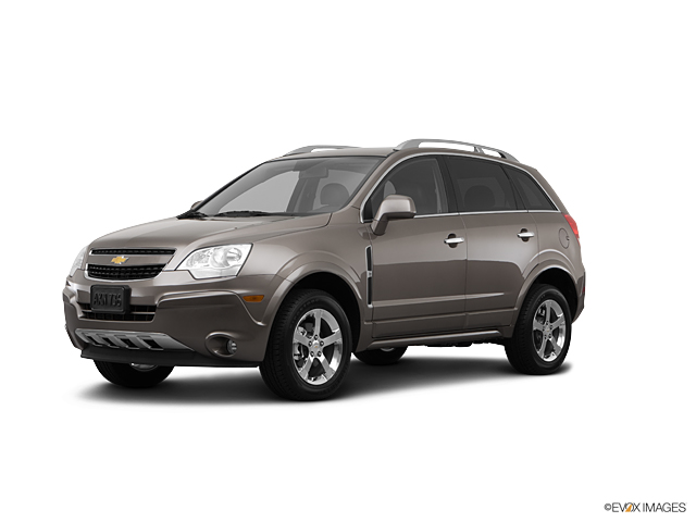 2012 Chevrolet Captiva Sport Fleet Vehicle Photo in Portland, OR 97225