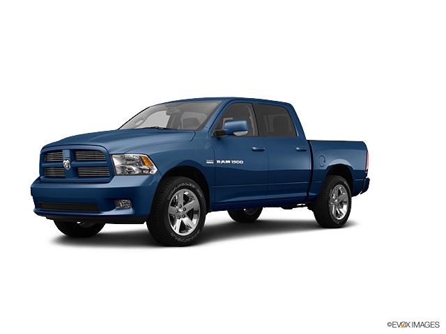 2012 Ram 1500 Vehicle Photo in Merriam, KS 66202