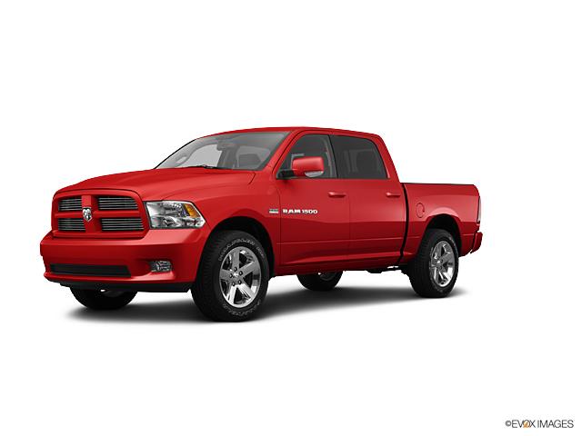 2012 Ram 1500 Vehicle Photo in Cartersville, GA 30120