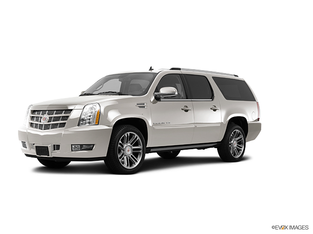 2013 Cadillac Escalade ESV Vehicle Photo in Norfolk, VA 23502