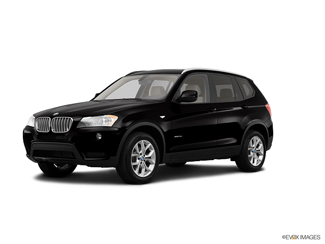 2013 BMW X3 xDrive35i Vehicle Photo in Novato, CA 94945