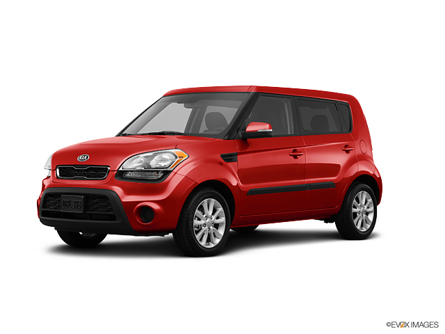 2013 Kia Soul Vehicle Photo in Peoria, IL 61615