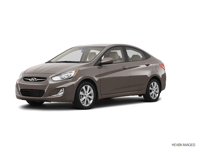 2013 Hyundai Accent Vehicle Photo in Harlingen, TX 78552