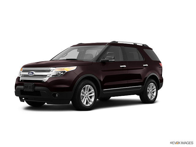 2013 Ford Explorer Vehicle Photo in Casper, WY 82609