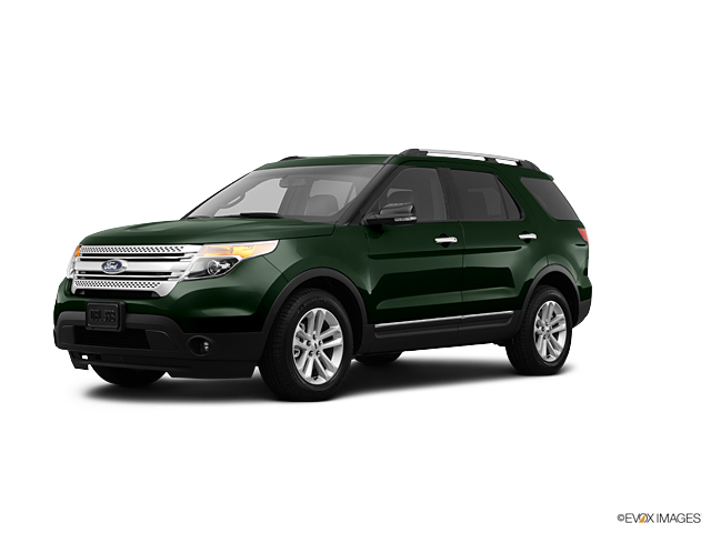 2013 Ford Explorer Vehicle Photo in Ontario, OH 44906