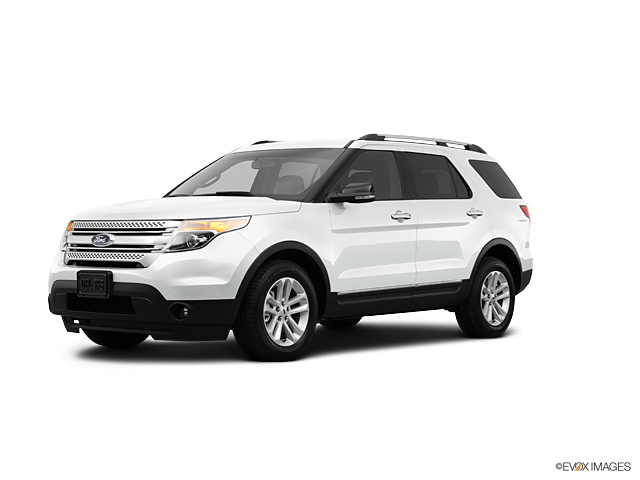 2013 Ford Explorer Vehicle Photo in Joliet, IL 60435