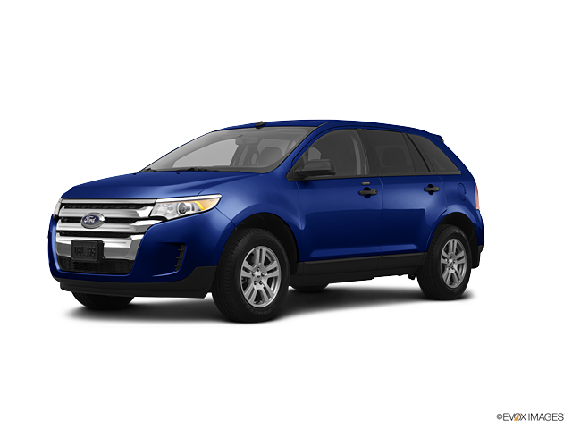 2013 Ford Edge Vehicle Photo in Rockford, IL 61107